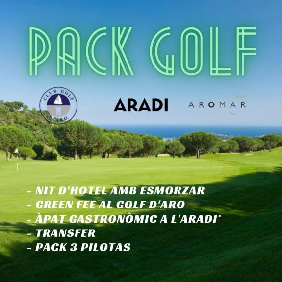 Pack Golf